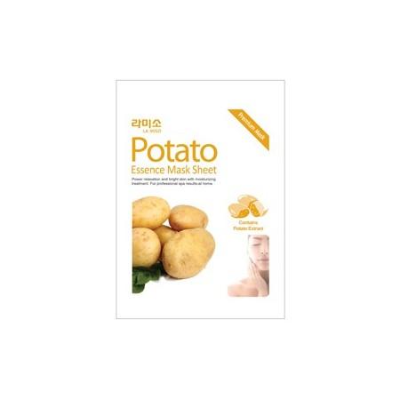Маска-салфетка с экстрактом картофеля