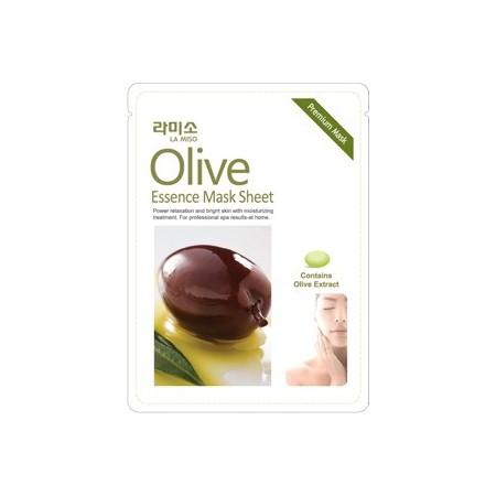 Маска-салфетка с экстрактом оливы