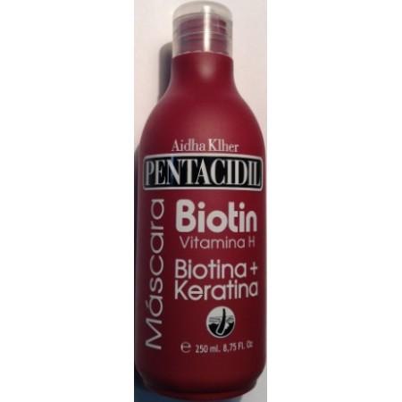 Маска Biotin.Профилактика выпадения волос