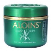 ALOINS EAUDE CREAM Крем для тела с экстрактом алоэ (с легким ароматом трав)