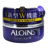 ALOINS EAUDE CREAM W Увлажняющий крем для лица и тела с экстрактом алоэ и плацентой