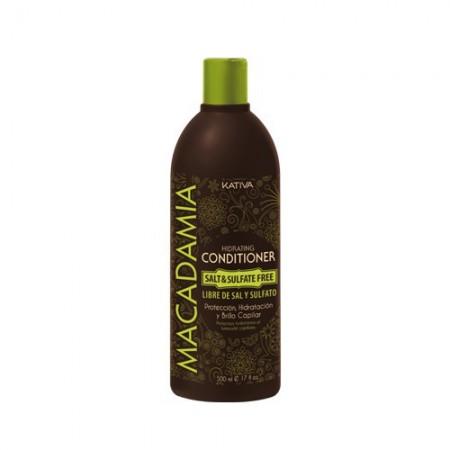 Увлажняющий кондиционер для нормальных и поврежденных волос MACADAMIA