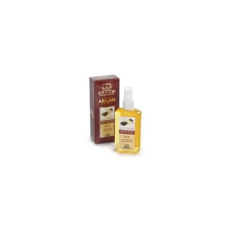 Натуральное косметическое масло арганы с экстрактом ванили