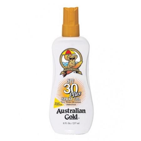 SPF 30 Spray Gel