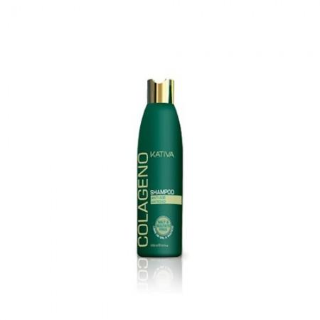 Коллагеновый восстанавливающий шампунь для всех типов волос
