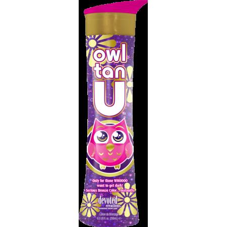 OWL TAN U™ Для очень тёмного мгновенного загара