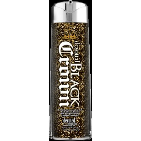 DEVOTED BLACK CROWN™ Ультра темный силиконовый лосьон с высокоактивными усилителями выработки коллагена.