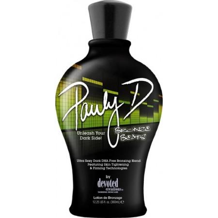PAULY D BRONZE BEATS Ультра-темный бронзирующий лосьон для светлой кожи