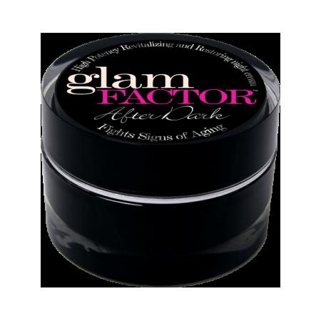 GLAM FACTOR After Dark™ Ночной крем для лица.Уход для загорелой кожи