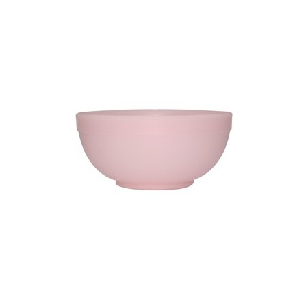 Емкость косметологическая малая пластиковая розовая