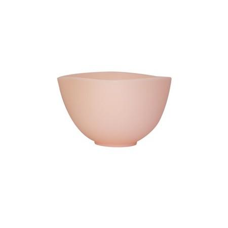 Емкость косметологическая мягкая для масок розовая
