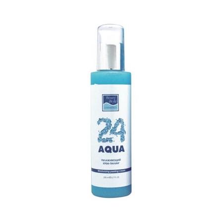 Увлажняющий крем – пилинг Аква 24