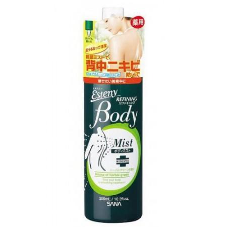 SANA Лосьон для проблемной кожи тела с ароматом свежих трав