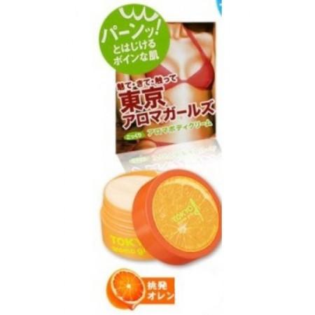 SANA Крем для тела с ароматом апельсина