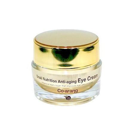 Co arang Антивозрастной крем для кожи вокруг глаз с экстрактом слизи улитки