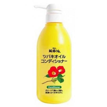 Kurobara Кондиционер для поврежденных волос с маслом камелии японской
