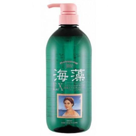 Amino Seaweed EX Шампунь-экстра для поврежденных волос с аминокислотами морских водорослей