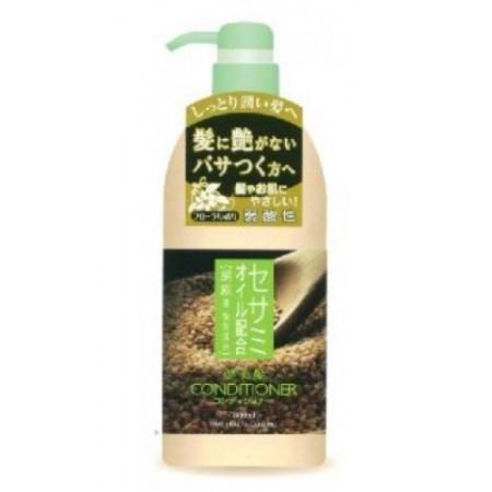 Кондиционер для волос с маслом кунжута