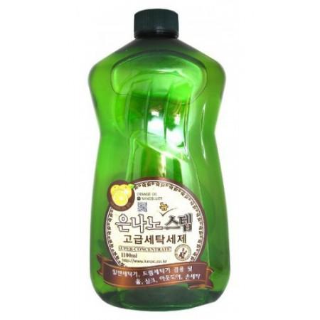 Универсальное жидкое чистящее средство для дома с серебром