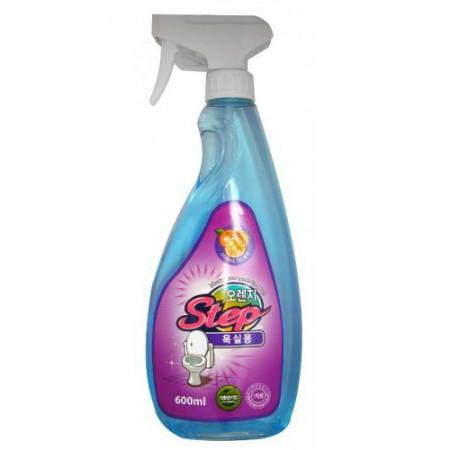 Жидкое чистящее средство для ванной с апельсиновым маслом