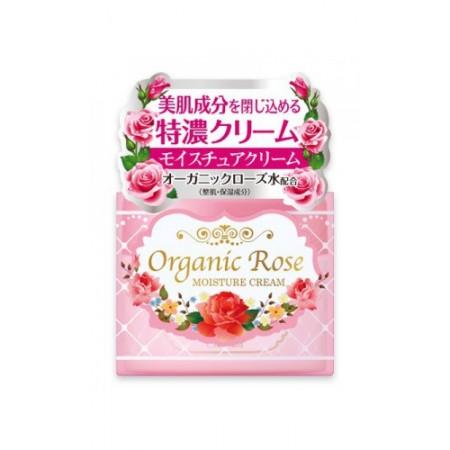 Увлажняющий крем с экстрактом дамасской розы