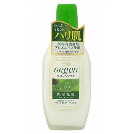Увлажняющее молочко для ухода за сухой и нормальной кожи лица