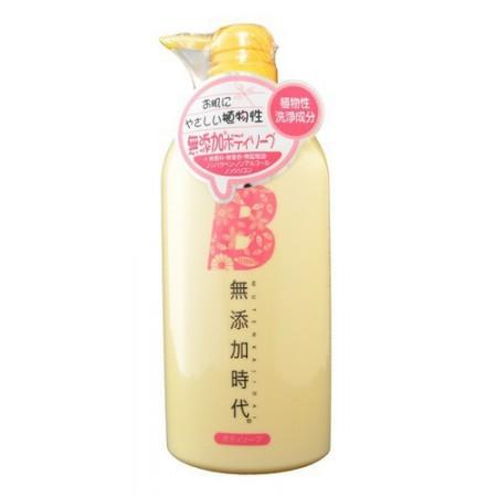 Жидкое мыло для тела без добавок