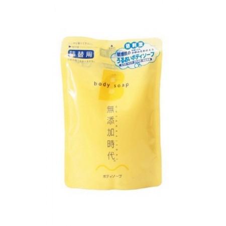 Жидкое мыло для тела без добавок (сменный блок)