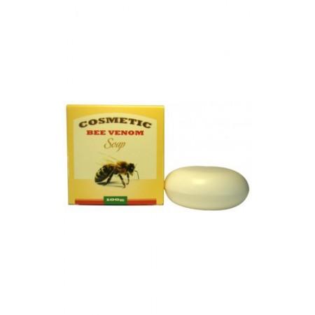 Косметическое мыло для умывания с пчелиным ядом