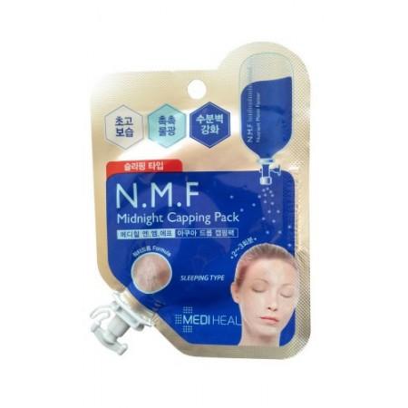 Маска ночная для лица с N.M.F.