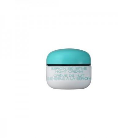 Ночной крем для чувствительной кожи Sericin Sensitive Night Cream