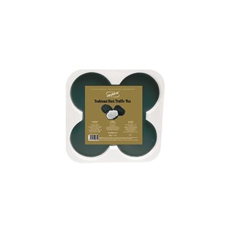 Горячий воск с экстрактом черного трюфеля TRADITIONAL BLACK TRUFFLE WAX Depileve, 0,5 кг.