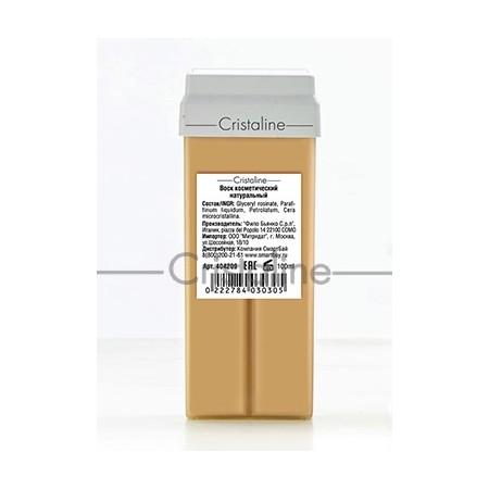 Воск натуральный в картридже COLOR Cristaline, 100 мл.