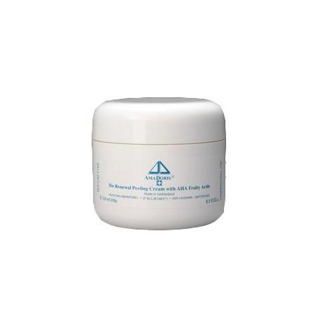 Восстанавливающий пилинг-крем с AHA кислотами