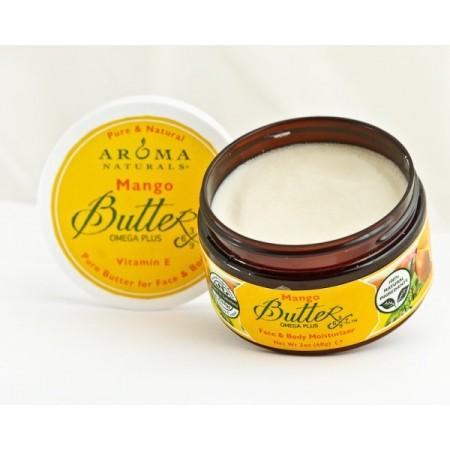 """Масло для лица твёрдое """"Манго"""""""
