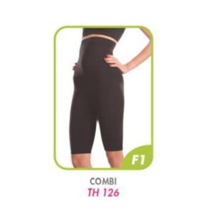 Комби чёрный XL (52/54)