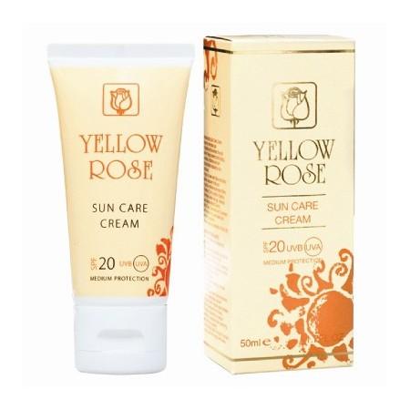 Крем солнцезащитный для лица SPF 20