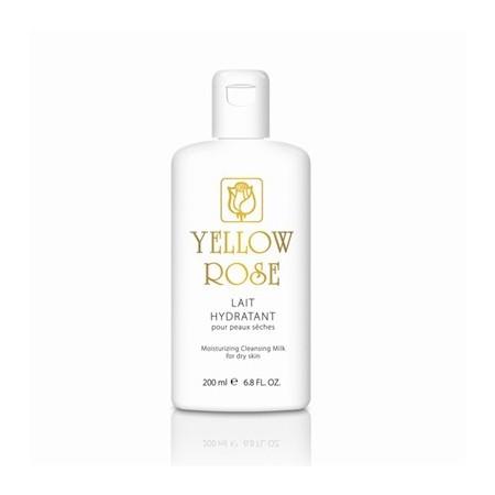 Молочко очищающее и увлажняющее для сухой и чувствительной кожи