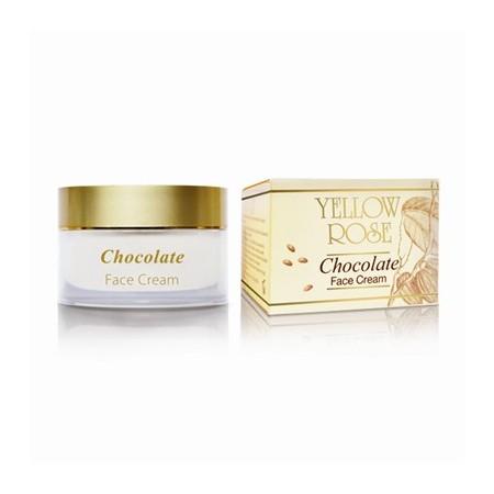 Крем шоколадный для лица