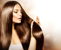 Аргановое масло для волос